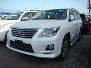 Продам автомобиль LEXUS LX 570 2010 из О.А.Э. т.