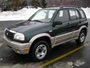 Suzuki Grand vitara 2001г.в.,  2.5л.,  91000,  ABS,  4WD,  SRS,  CD,  КПП авт